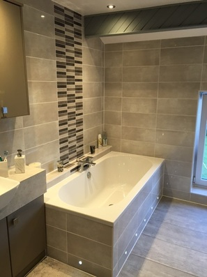 Bathroom installation Rainford