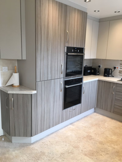 Kitchen Fitters in Warrington