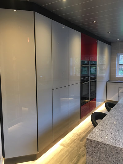 Kitchen Fitting in Warrington