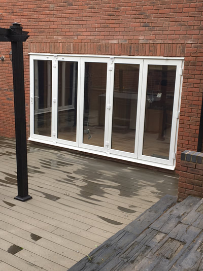 New Bi-fold Doors in Warrington