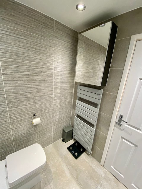 Fabulous New Bathroom in Leigh