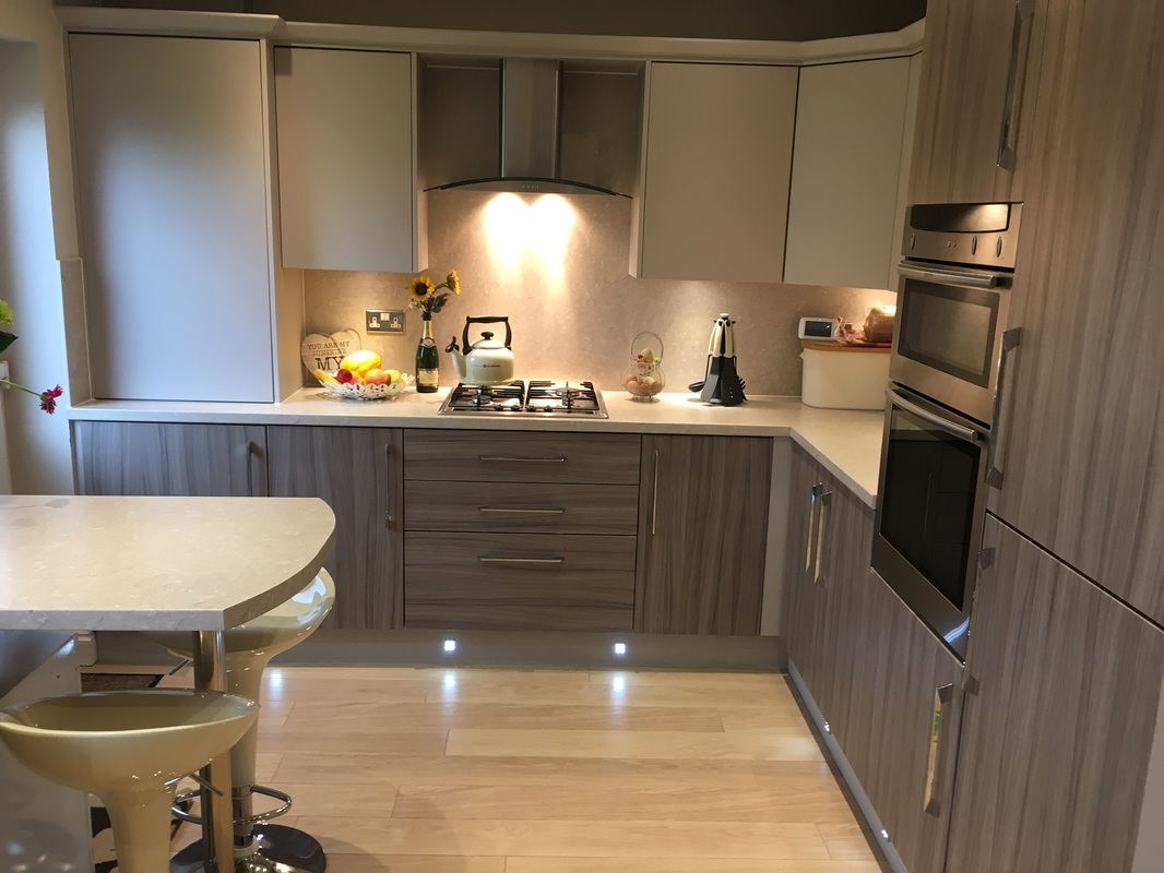 Refurbished Kitchen Warrington