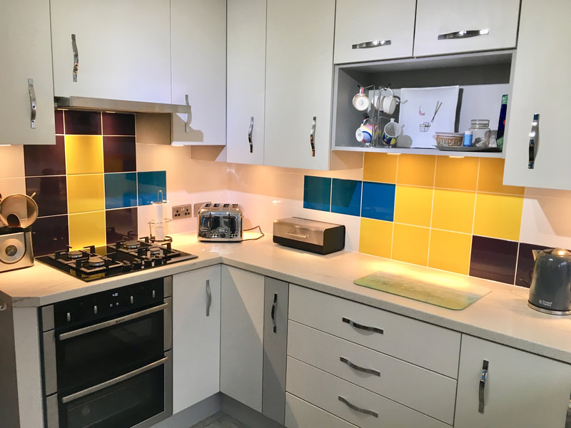 kitchens warrington