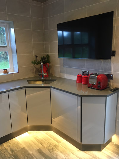 New Kitchen in Warrington